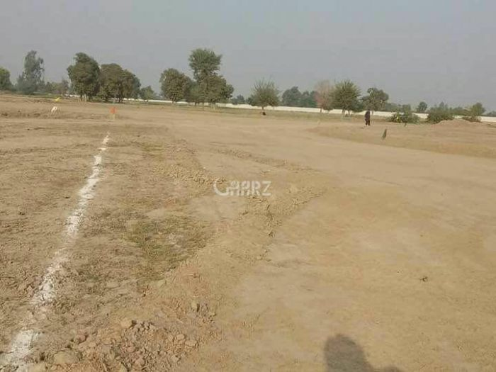 8 Marla Plot for Sale in Rawalpindi Bahria Town Phase-8