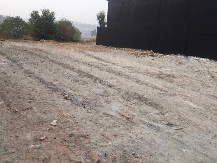8 Marla Plot for Sale in Islamabad Block B