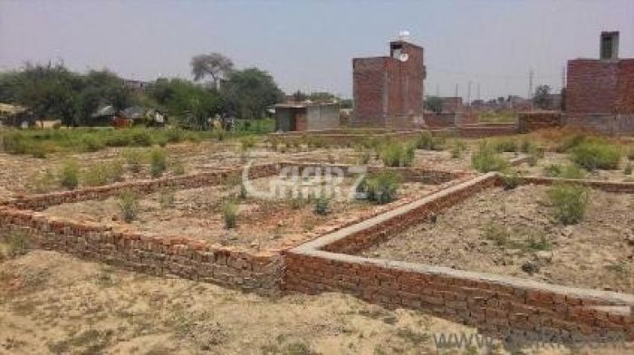 8 Marla Plot for Sale in Islamabad D-12