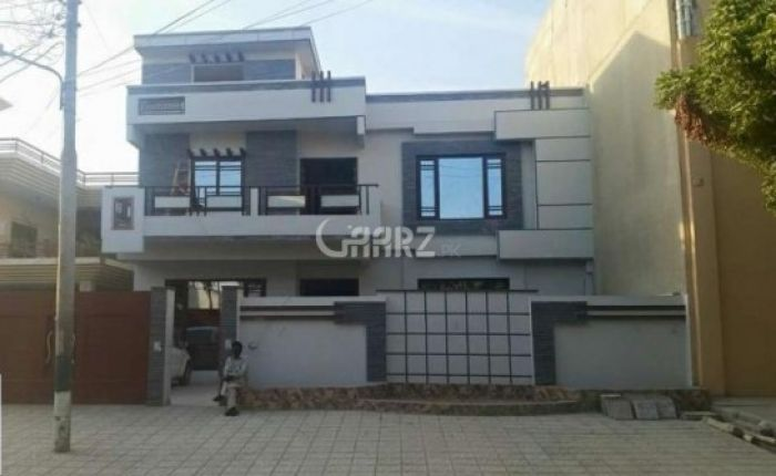 9 Marla House for Rent in Karachi Clifton Block-7