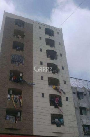 900 Square Feet Apartment for Sale in Karachi DHA Phase-7, DHA Defence