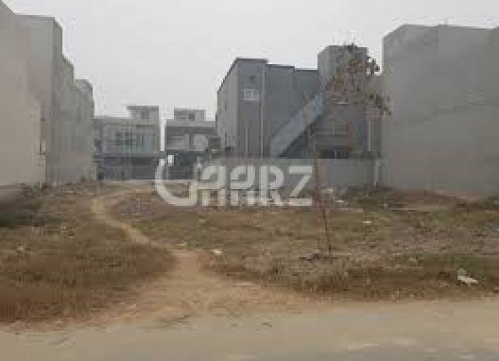910 Square Yard Residential Land for Sale in Karachi DHA Phase-8,
