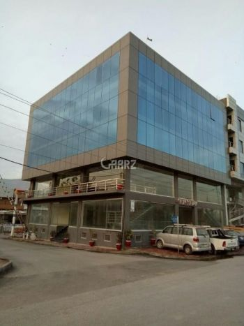 9 Marla Commercial Building for Sale in Rawalpindi Bahria Intellectual Village