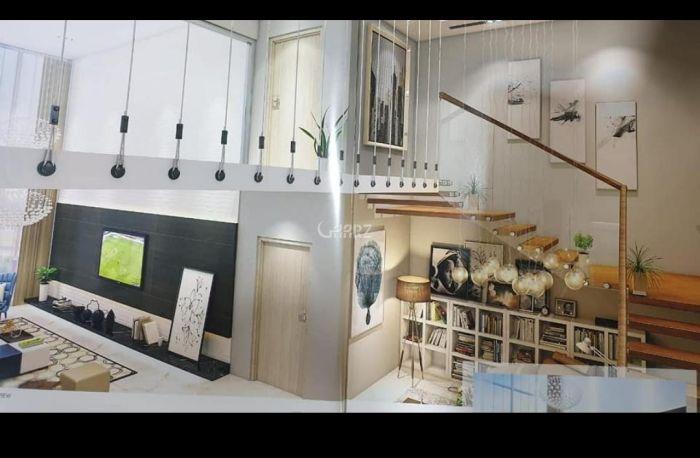 986 Square Feet Apartment for Sale in Karachi Bahria Apartments, Bahria Town Karachi,