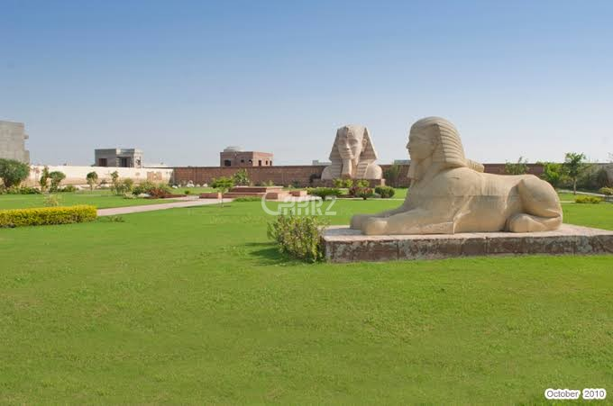1 Kanal Residential Land for Sale in Lahore Bahria Springs
