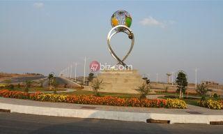10 Marla Plot for Sale in Islamabad Block P, Gulberg Residencia