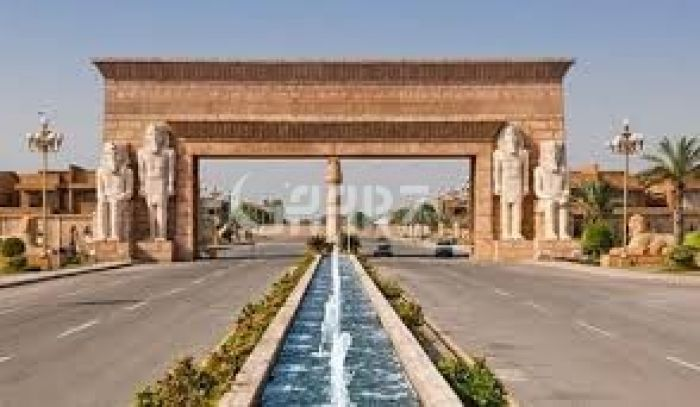 10 Marla Plot for Sale in Lahore Golf View Residencia