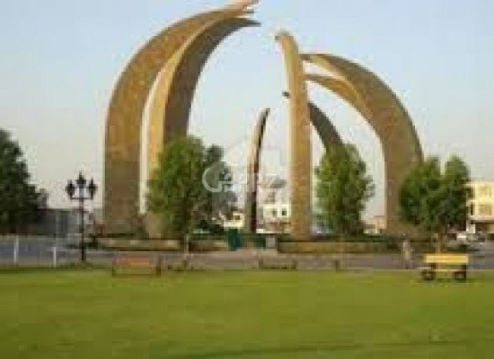 10 Marla Plot for Sale in Lahore Overseas B