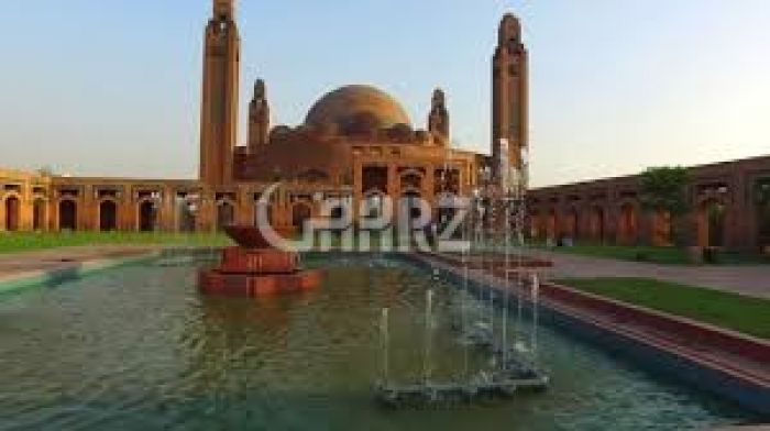 10 Marla Plot for Sale in Lahore Sikandar Block, Bahria Town Sector F