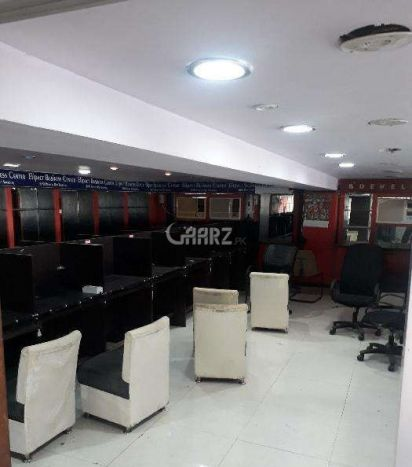 2000 Square Feet Commercial Office for Rent in Islamabad I-8/1