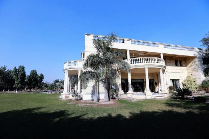 3.5 Kanal House for Rent in Lahore Garden Town