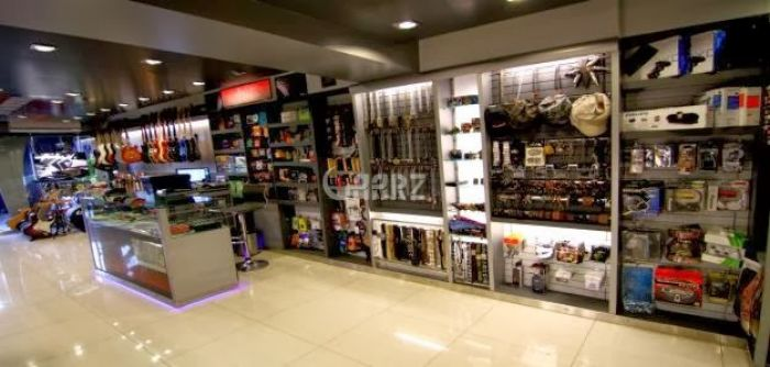 360 Square Feet Commercial Shop for Sale in Islamabad G-15 Markaz