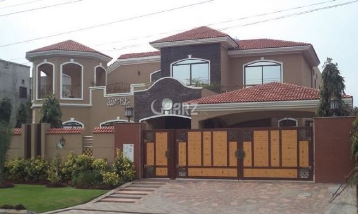 4 Kanal House for Sale in Islamabad F-7