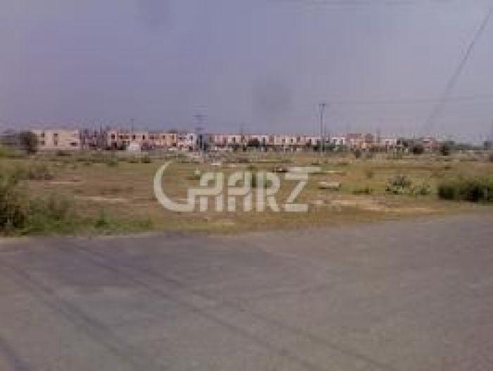 4 Kanal Plot for Sale in Rawalpindi Bahria Intellectual Village