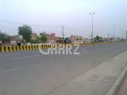 4 Marla Commercial Land for Sale in Lahore DHA Phase-8