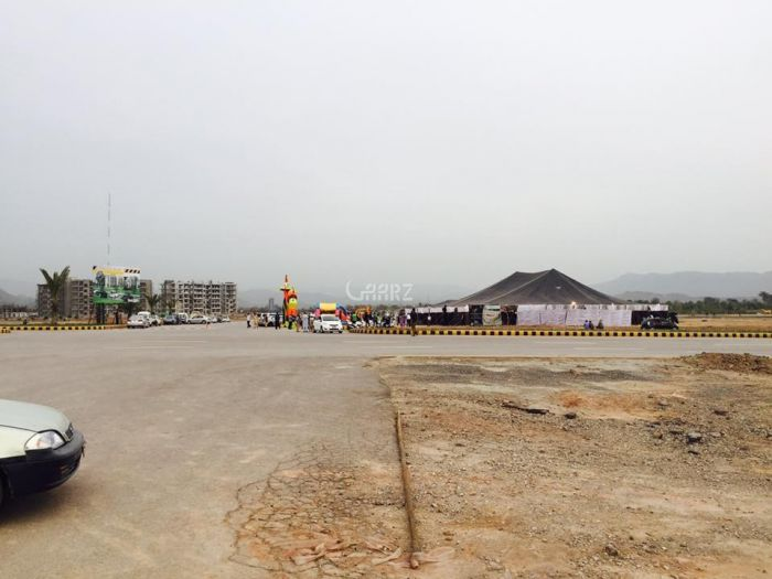 4 Marla Plot for Sale in Islamabad DHA Valley, Oleander Block