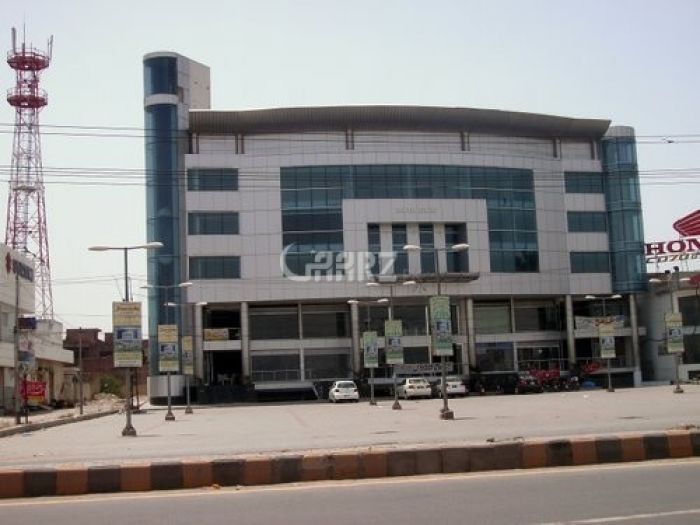 5 Marla Commercial Building for Sale in Islamabad F-10 Markaz