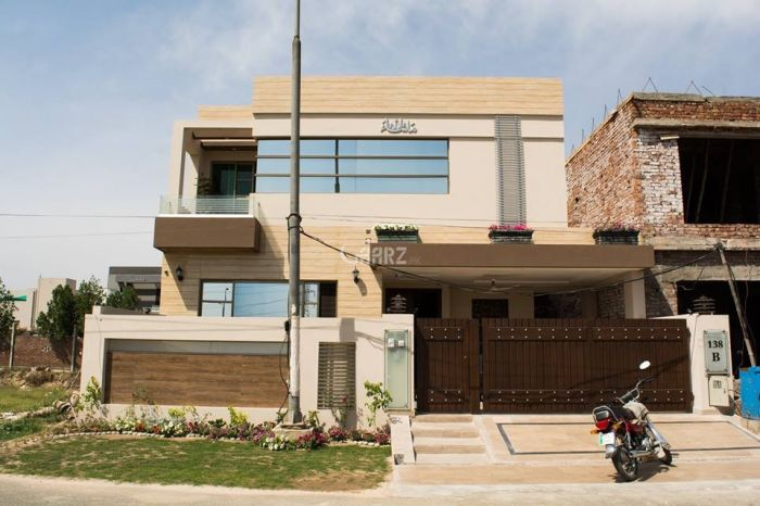 5 Marla House for Sale in Islamabad DHA Valley, Lilly Block