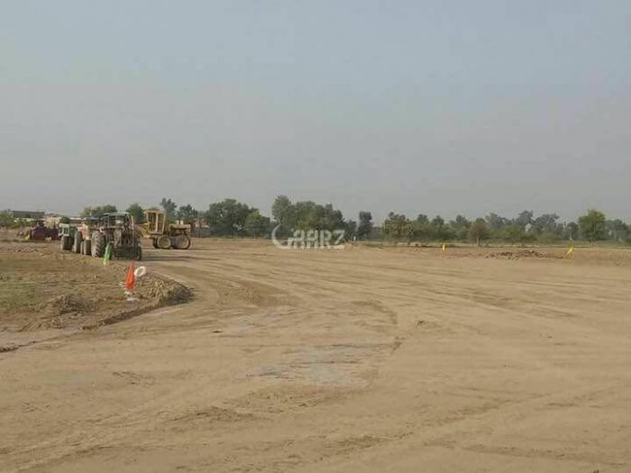 5 Marla Land for Sale in Islamabad DHA Valley, Iris Block