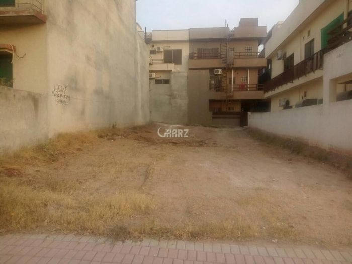 5 Marla Land for Sale in Islamabad DHA Valley