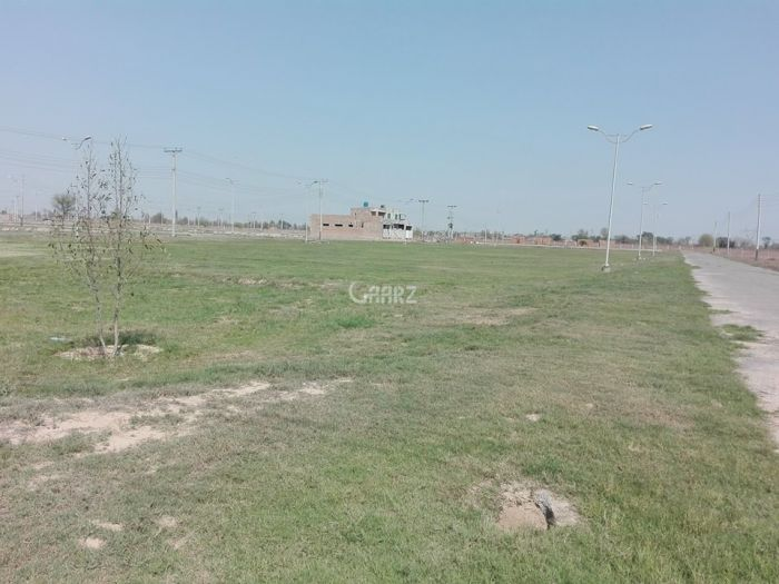 5 Marla Plot for Sale in Rawalpindi Bahria Town Phase-8