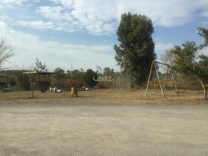 5 Marla Plot for Sale in Islamabad Phase-3, Block D
