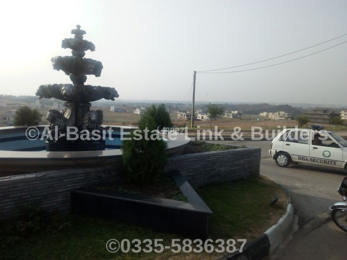 500 Square Yard Plot for Sale in Islamabad DHA Phase-5 Sector F