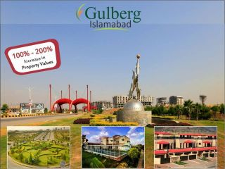 7 Marla Plot for Sale in Islamabad Block K, Gulberg Residencia