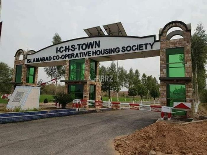 7 Marla Plot for Sale in Islamabad Ichs Town Islamabad Co-operative Housing Society All Noc's Obtained From Legal Authorities