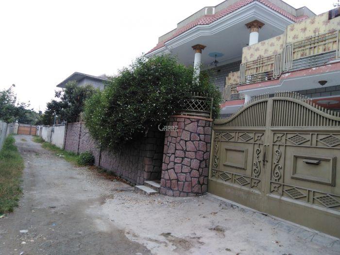 1 Kanal House for Sale in Abbottabad Near Tube Well