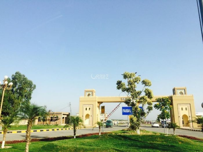 1 Kanal Plot for Sale in Islamabad Block-a