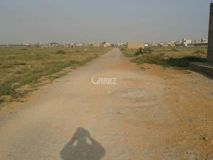 1 Marla Plot for Sale in Islamabad DHA Phase-5, Sector A
