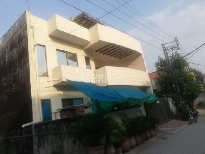 10 Marla House for Sale in Islamabad Ghauritown Phase-2