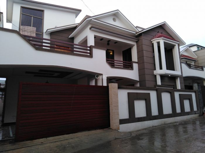 10 Marla House for Sale in Abbottabad Near Jugno Beauty Parlor