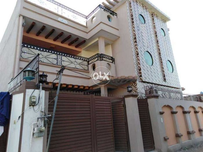 10 Marla House for Sale in Abbottabad Phulgulab Road