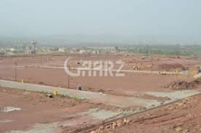 10 Marla Plot for Sale in Rawalpindi Block I, Bahria Town Phase-8
