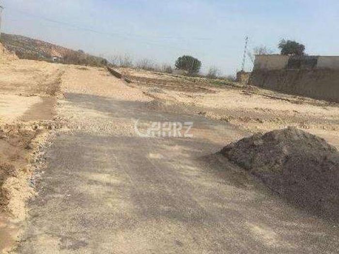 10 Marla Plot for Sale in Islamabad Block T, Gulberg Residencia