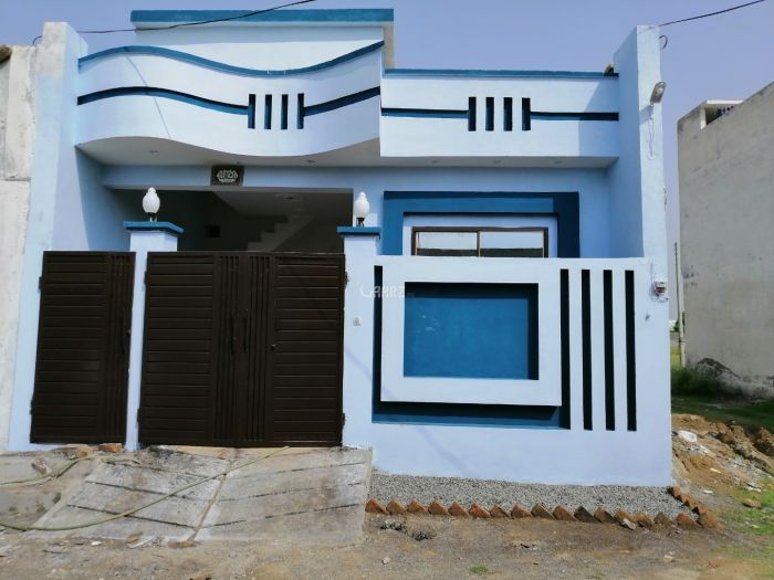 1152 Square Feet House for Sale in Wah Faisal Iqbal Town Wah