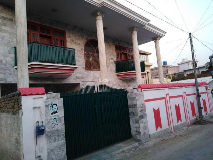 15 Marla House for Sale in Abbottabad Garden Street Near Bank Of Khyber