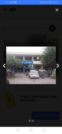 168 Square Feet Commercial Shop for Rent in Lahore Saddar Cantt