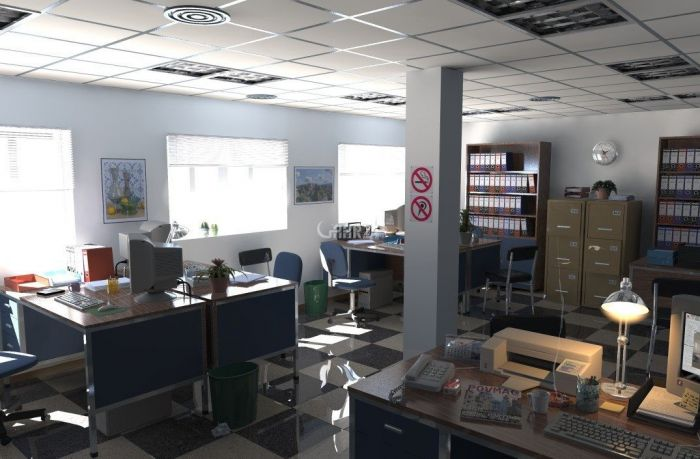 480 Square Feet Commercial Office for Sale in Islamabad Civic Zone