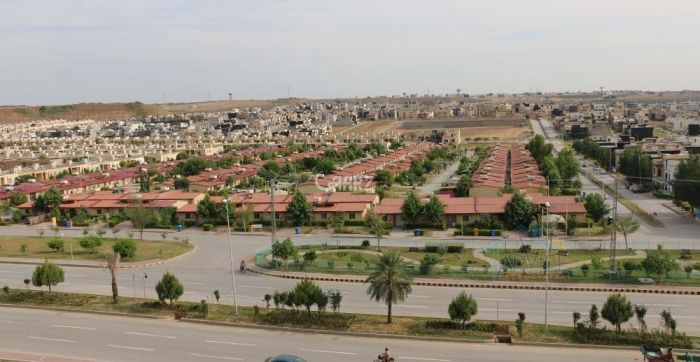 5 Marla Residential Land for Sale in Lahore DHA-9 Town Block B
