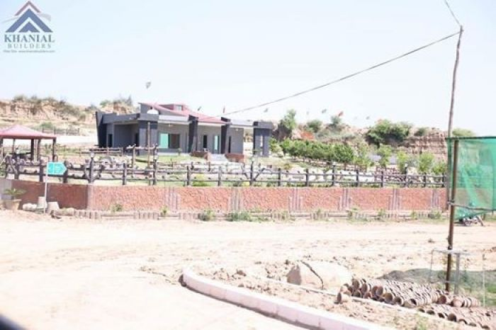 5 Marla Residential Land for Sale in Islamabad Khanial Homes Islamabad-5 8 10 Marla Plot For Sale On Installments