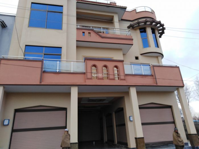 6 Marla House for Sale in Abbottabad Gohar Ayub Town Road
