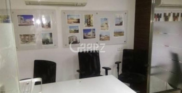 750 Square Feet Commercial Office for Sale in Rawalpindi Bahria Town Phase-8
