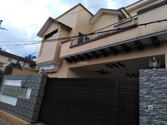 8 Marla House for Sale in Abbottabad Aziz Bhatti Road