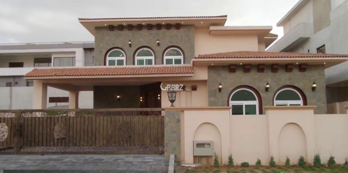 8 Marla House for Sale in Rawalpindi Safari Valley, Phase-8