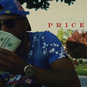King Davis - Price Tag (Dir. HouseVisionz)