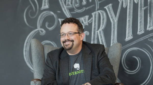 Phil Libin CEO  Evernote