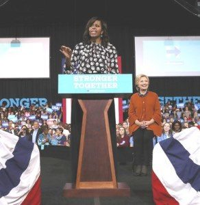 Guillermo: Michelle Obama Delivers Message of Diversity and